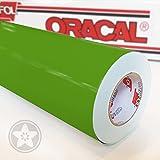 ORACAL 621Pantalla–Your Design–5m x 61,5cm–Orafol–Adhesivo para Muebles–Pantalla para Plotter de Autoadhesivo