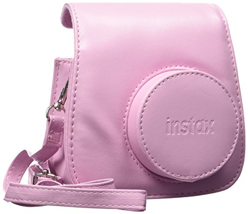 Fujifilm Instax Mini 8/Mini 9 cameratas roze
