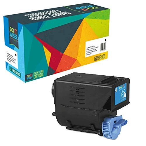 Do It Wiser Toner Cartridges Set For Canon ImageRunner C2880, C3380 - Black Yield 26,000 pages - Color Yield 14,000 pages Photo #3