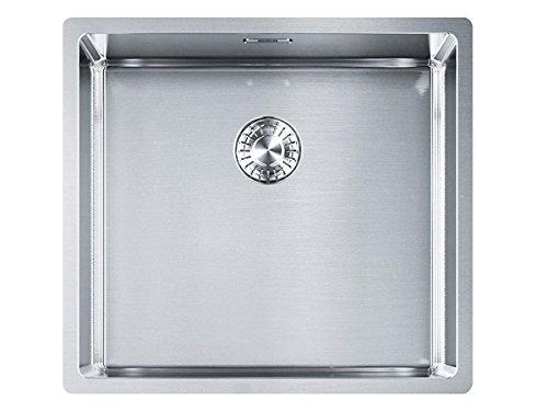Franke Box BXX 110-45 Edelstahlspüle glatt Unterbauspüle Spül-Becken Küchenspüle