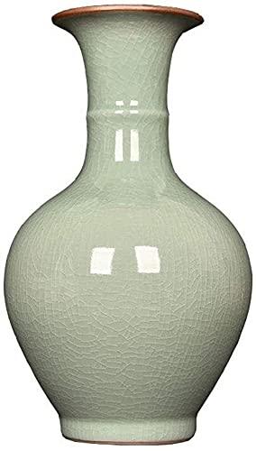 Vase Dekoration Wohnzimmer Blume Porzellan Antike TV-Schrank Home Ceramic Countertop Dekoration Dekorative JXLBB