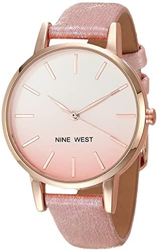 Nine West Dress Watch (Model: NW/2512RGPK)