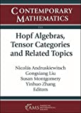Hopf Algebras, Tensor Categories and Related Topics: International Workshop on Hopf Algebras and Tensor Categories, September 9-13, 2019, Nanjing University, China