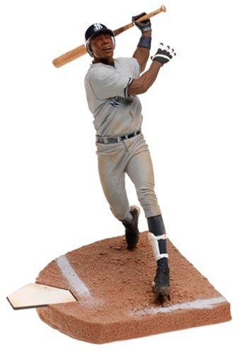 McFarlane MLB Serie 8Figur: Alfonso Soriano mit grau Yankees Jersey