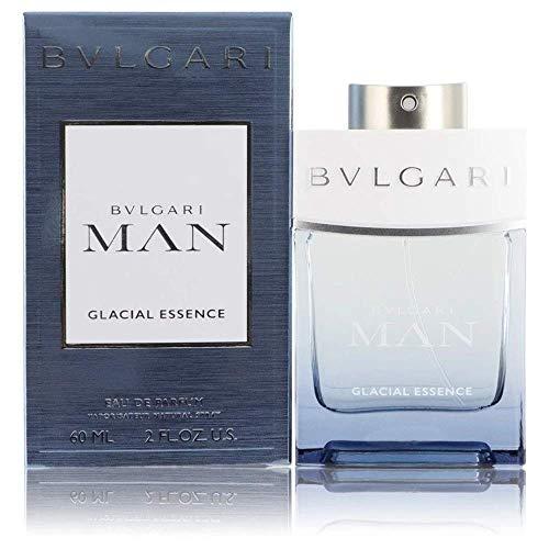 Bulgari Glacial Essence Eau de Parfum Uomo, 60 ml