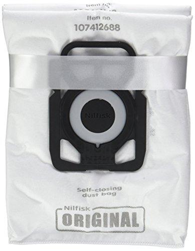 Nilfisk 1470286500 4 sacs Aspirateur Hygien Extreme X100 X150