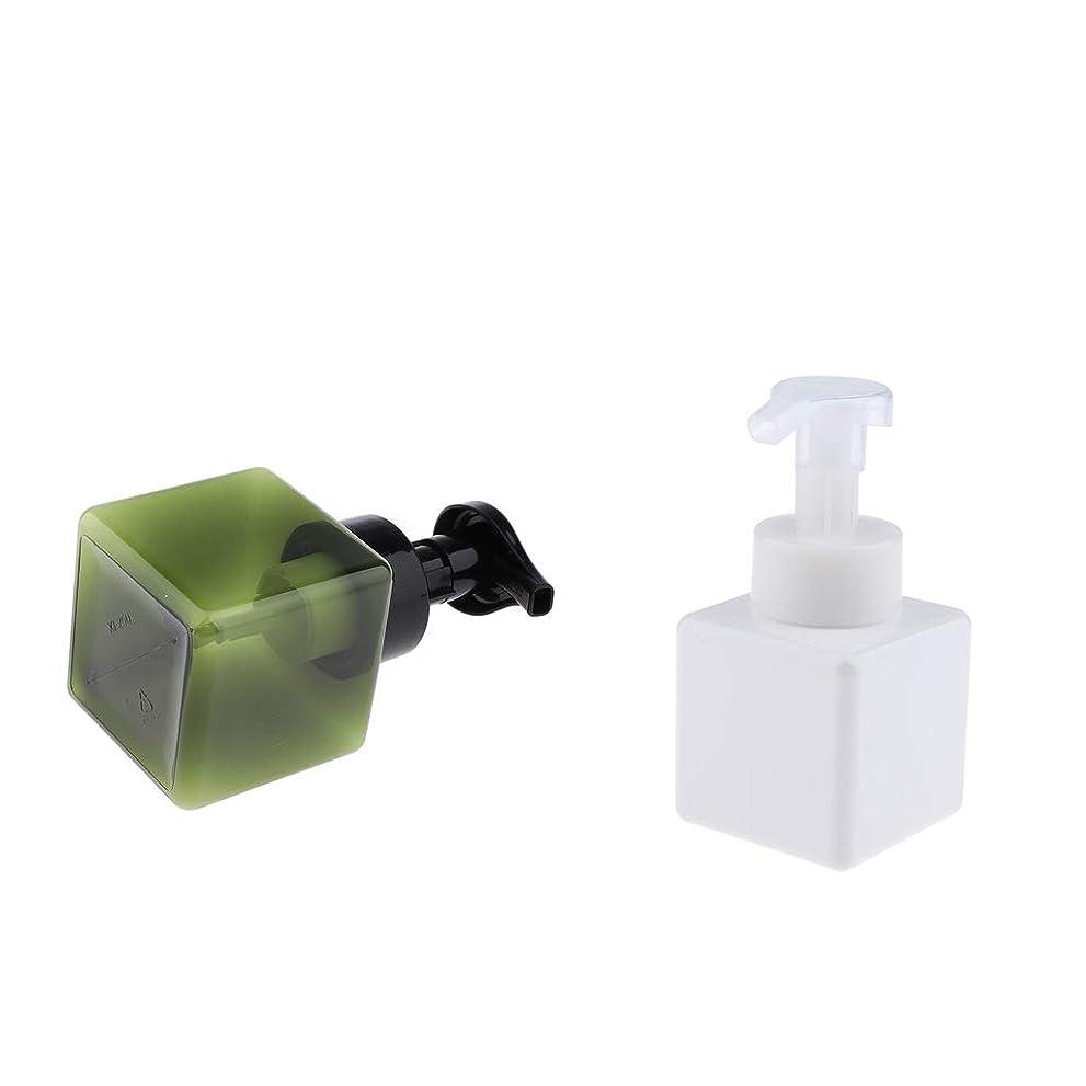 ハンディキャップ匹敵します日帰り旅行にCUTICATE 泡ボトル 携帯用 洗剤用詰め替え容器 約250ミリリットル 泡ハンドソープ ボディソープ 洗顔フォーム