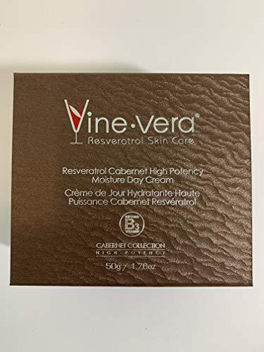 Vine Vera Resveratrol Carbernet High Potency Moisture Day Cream...
