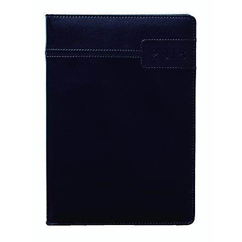 Makro Paper 002498 - Agenda 2018, 170 x 240 mm, color negro