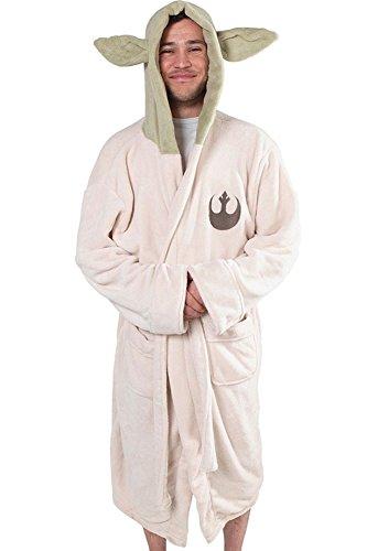 Mesodyn Adult Robe Halloween Cosplay Bathrobe Adult Size