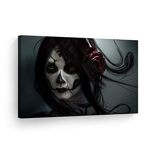 Gothic Art Canvas - 9
