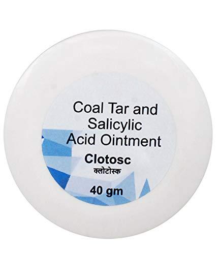Coal Tar Salicylic acid Ointment Clotosc (40 g)