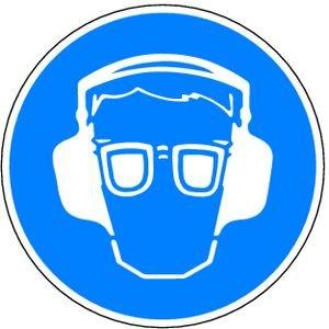 0992. Oog- en gehoorbescherming gebruiken - aluminium
