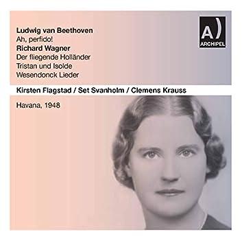 Beethoven & Wagner: Works (Live)
