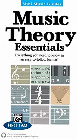 Mini Music Guides: Theory EssentialsGenuine Free Shipping price