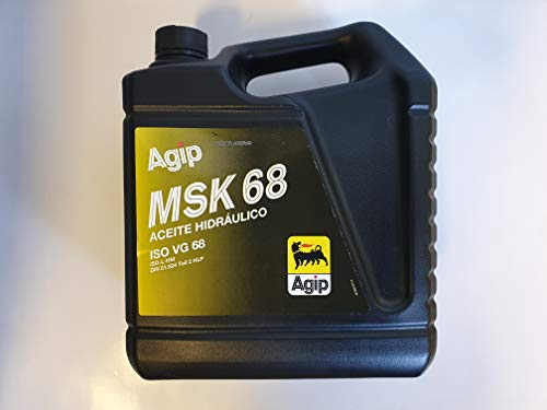 ACEITE HIDRÁULICO AGIP MSK 68 ISO VG 68 5L