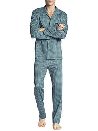 CALIDA Relax Selected Pyjama, durchgeknöpft Herren