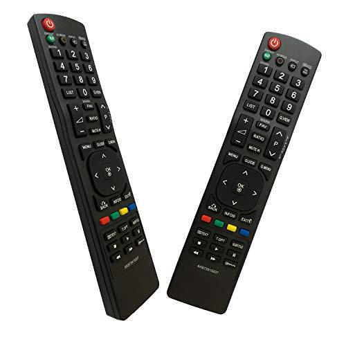 iLovely Telecomando LG AKB72915207 Sostitutivo per LG TV 42LD420 32LD465 32LE3300 37LD450 19LD350 22LD350 22LE3300 42LD420 32LD465 32LE3300 Nessuna Configurazione Richiesta