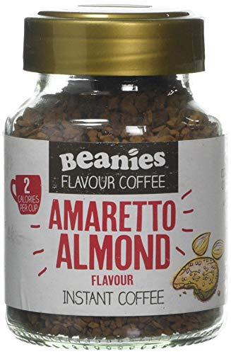 Beanies Amaretto Almond Flavour Instant Coffee 50g
