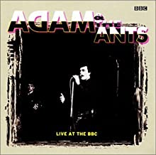 adam ant live cd