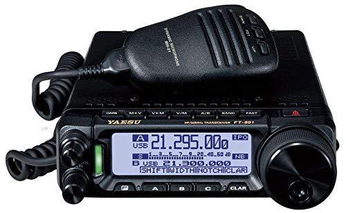 Yaesu FT 891 ricetrasmettitore HF da 160 a 6 metri potenza 100 watt