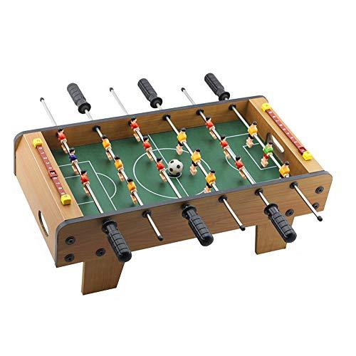 WNN-URG Tabletop Foosball Table- tragbare Mini-Tabelle Fußball-Fußball-Spiel-Set-Kombi-Spieltische URG