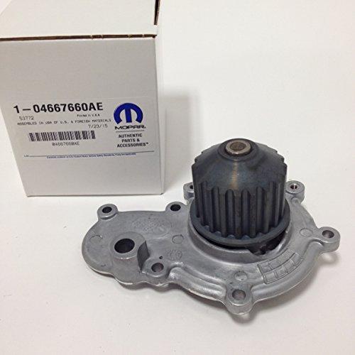 Mopar 0466 7660AE, Engine Water Pump