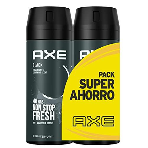 Axe Axe Black Rock Duplo Ahorro - Desodorante 2 X 150 Ml 260 g