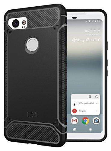 TUDIA Google Pixel 2 XL Funda, Ultra...
