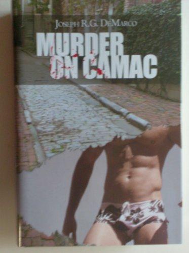 Murder on Camac by Joseph R.G. DeMarco (2009-08-02)