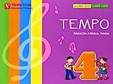 Tempo 4+cd - 9788468206592