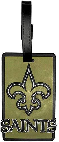 NFL New Orleans Saints Soft Bag Tag