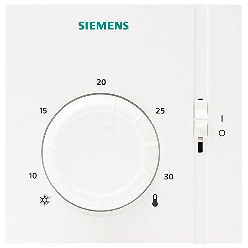 SIEMENS Ingenuity for life - RAA31 - Termostato Analógico
