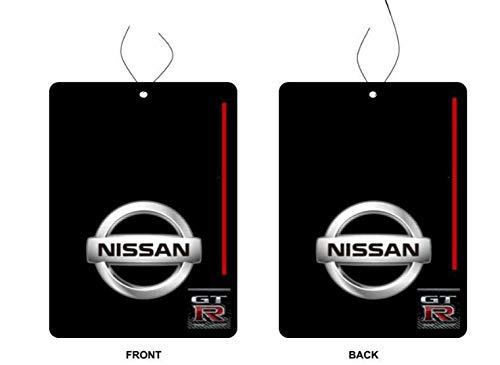 CF Ambientador para Coche con Logo de Nissan GTR