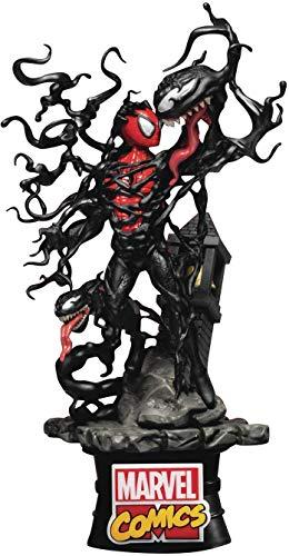 Marvel Comics: Spider-Man vs. Venom DS-040 D-Stage Statue,6 inches