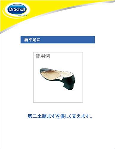 レキットベンキーザー・ジャパンドクターショール『アーチ付きハーフインソール』