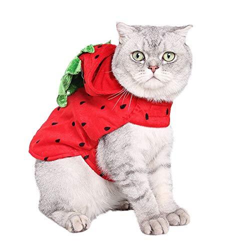 WEATLY Perros y Gatos de la Fiesta de Disfraces Festival de Vestimenta de...