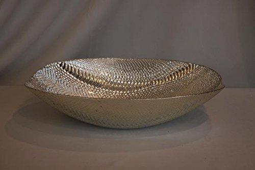 Silverina Schale Schlange Hand Made Silver 34 cm