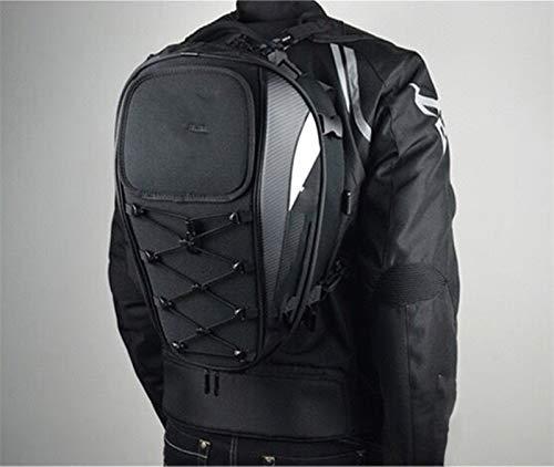wenxin Motorcycle Travel Dry Bag Waterproof Duffle Bag 40L/66L/80L /90L/Motorbike Moto Luggage Motorcycle Rear Seat Tail Bag,Motorcycle Seat Bag (Color Name : Grey Logo)