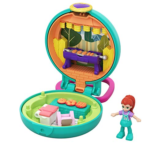 Polly Pocket GKJ43 Tiny Compact, Multi-Colour