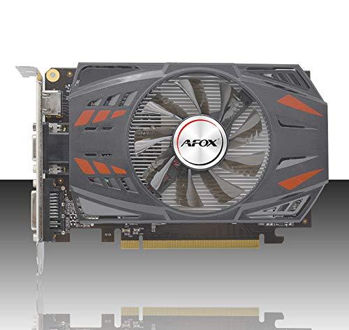 AFOX nVIDIA GeForce GT730 4GB DDR5 PCI-E GDDR5 128bit DVI, HDMI, VGA (Bulk)