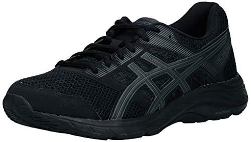 Asics Gel-contend 5, Men's Running Shoes, Black (Black/Dark Grey 002), 7.5 UK (42 EU)