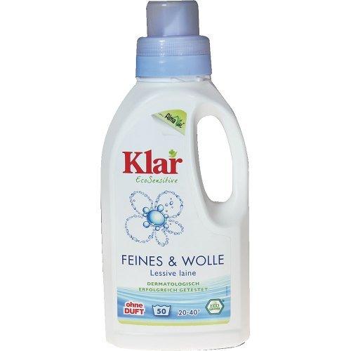 Klar Bio Feines & Wolle (1 x 500 ml)