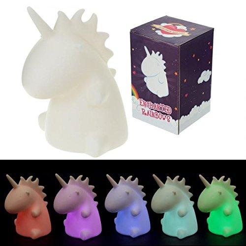 Original Lámpara LED que cambia de color - Unicornio