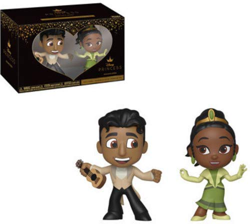 Funko Mini Vinyl Figures: Princess and The Frog - Tiana and Naveen 2-Pack
