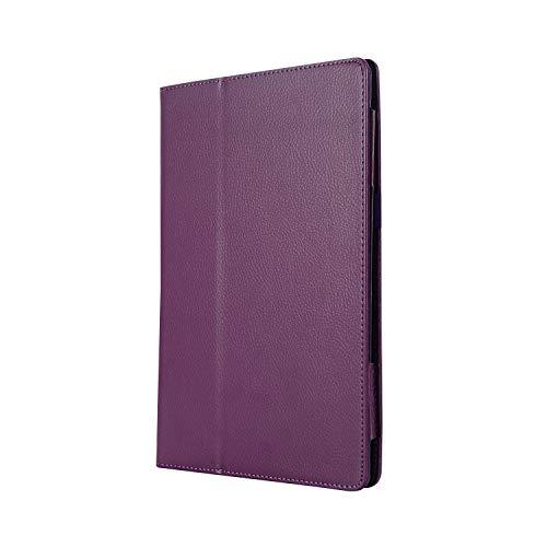 WindTeco Lenovo Tab3 8 / Tab 2 A8-50 Funda, Ultra Delgado Carcasa Case Cover con Función de Soporte para Lenovo Tab 3 8 (TB3-850F / TB3-850M) / Tab 2 A8-50 8,0 Pulgadas Tableta, Púrpura