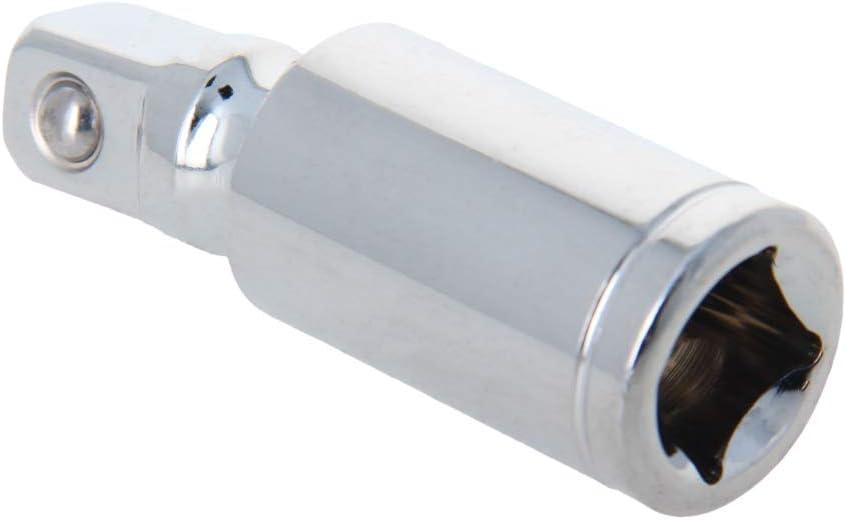 Utoolmart 1//4 inch Universal Joint Socket Adapter Converter Reducer Adapter for Sleeve Reducer 1Pcs