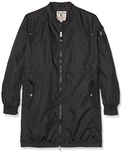 Garcia Kids meisjes A72490 jas, zwart (Off Black 1755), 140 (fabrikantmaat: 140/146)