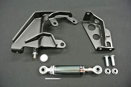 SilkRoad(シルクロード) エンジントルクダンパー ダンパー:ロング MAZDA ロードスター NA6CE [4A0-N08] (ガンメタリック)