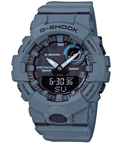 [カシオ] 腕時計 ジーショック G-SQUAD Bluetooth 搭載 GBA-800UC-2AJF メンズ